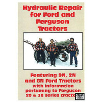 Ford 9N, 2N, 8N Hydraulic Repair DVD (FO-DVD-2,8,9NH)