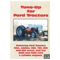 Ford Jubilee, 600 - 900 Series Tune-Up DVD (FO-DVD-600TUN)
