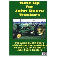 John Deere A, B, G, 50, 60 and 70 Tune-Up DVD (JD-DVD-A,B,50T)