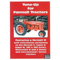 Farmall M, H, Super M and H, 300, 400 Series Tune-Up DVD (IH-DVD-M,HTUN)