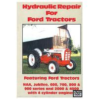 Ford Jubilee, 600 - 900 Series Hydraulic Repair DVD (FO-DVD-600HYD)