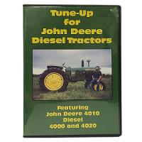 John Deere 4000, 4010, 4020 Diesel Tune-Up DVD (JD-DVD-4000TUN)