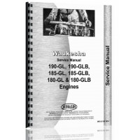 Hough H-25B Pay Loader Waukesha Engine Service Manual