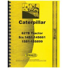 Caterpillar 769B Truck Parts Manual (S/N 99F1031-99F3453)