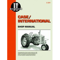Case 411B Tractor Service Manual (IT Shop)