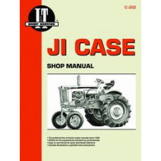 Case 600 Tractor Service Manual (IT Shop)
