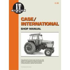Case 1896 Tractor Service Manual (IT Shop)