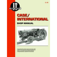 International Harvester 485 Tractor Service Manual (IT Shop)