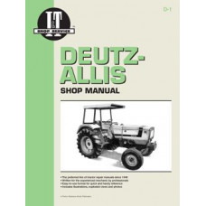Deutz (Allis) 6250 Tractor Service Manual (IT Shop)