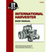 Farmall 86 Hydro Tractor Service Manual (IT Shop)