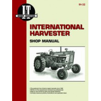 Farmall 1456 Tractor Service Manual (IT Shop)