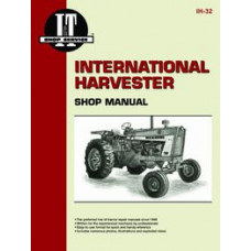 International Harvester 21206 Tractor Service Manual (IT Shop)