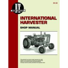 Farmall 1206 Tractor Service Manual (IT Shop)