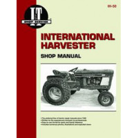 International Harvester Cub 184 Tractor Service Manual [IT Shop]