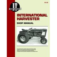 International Harvester 185 Cub Lo-Boy Tractor Service Manual (IT Shop)