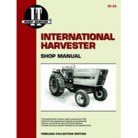 International Harvester 3088 Tractor Service Manual (IT Shop)