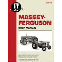 Massey Harris 333 Tractor Service Manual (IT Shop)