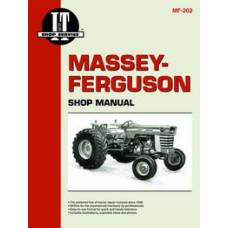 Massey Ferguson 175 Tractor Service Manual (IT Shop)