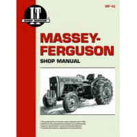 Massey Ferguson 230 Tractor Service Manual (IT Shop)