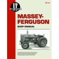 Massey Ferguson 290 Tractor Service Manual (IT Shop)