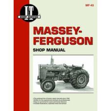 Massey Ferguson 265 Tractor Service Manual (IT Shop)