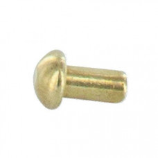 Massey Ferguson Brass Rivet For Serial Number Tags (ABC1585)