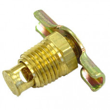 Case Radiator, Block and Hydraulic Drain Plug (ABC209)