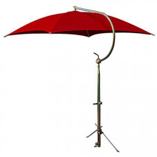 Massey Ferguson Deluxe Red Umbrella with Brackets (ABC2357)