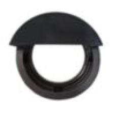 John Deere Guide Glare Guard Rubber Light Bezel (ABC3044)