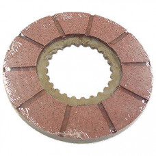 Case Bonded Brake Disc: Case (ABC438)
