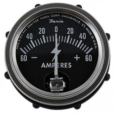 Case Ammeter (Amp) Gauge, 60-0-60 (ABC466)