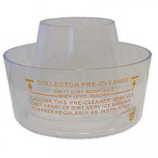 John Deere Small Pre-Cleaner Bowl (Clear Plastic) (ABC484)