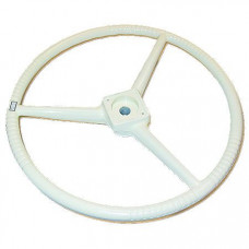 Allis Chalmers Creme Steering Wheel (ACS137)