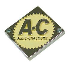 Allis Chalmers Crème Emblem Steering Wheel - Front Nose (ACS138)