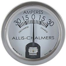 Allis Chalmers Ammeter (ACS258)