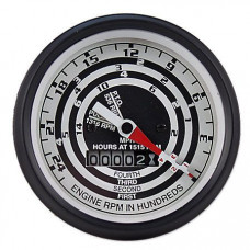 Ford 4 Speed Tachometer / Proofmeter With Oem Style Needle (FDS060)