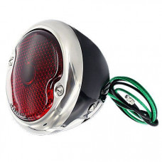 Ferguson Complete 12 Volt Tail Light Assembly with license lamp window