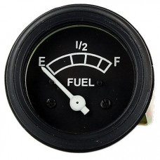 Ford 12 Volt Negative Ground Fuel Gauge With Black Bezel (FDS276)