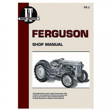 Massey TO20 I & T Shop Service manual (FE2)