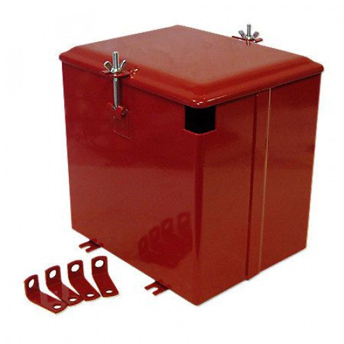 International Harvester Battery : International harvester battery box with lid ihs