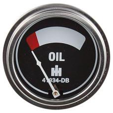 International Harvester Oil Pressure Gauge With Studs (0-75 PSI) (IHS454)
