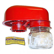 Oliver Donaldson Pre-Cleaner Assembly With Glass Dust Jar (IHS719)