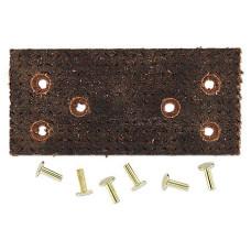 John Deere Belt Pulley Brake Lining Kit With Rivets (JDS1887)
