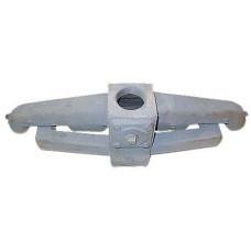 Massey Ferguson Manifold, 2 Piece Intake and Exhaust (MFS018)