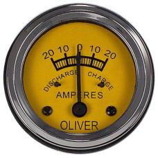 Oliver Ammeter Gauge (20-0-20) (OLS059)