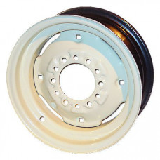 Case Front Wheel wtih (4) Wheel Weight Holes (WHS042)