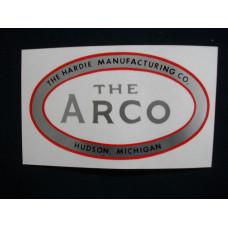 Arco Engine Arco Mylar Cut Decals (AR100)