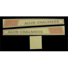 Allis Chalmers 310D Vinyl Cut Decal Set (GAC341S )