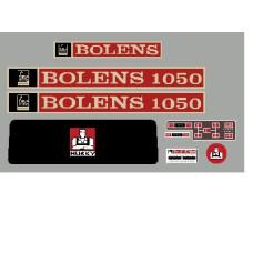 Bolens 1050 Vinyl Cut Decal Set (GBO307S )