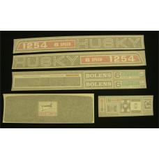 Bolens 1254 Vinyl Cut Decal Set (GBO333S )